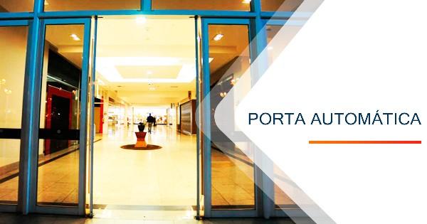Porta Automática Sorocaba